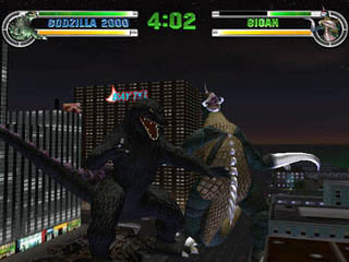 Samurai Nintendo Godzilla Destroy All Monstres Melee