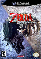 Twilight Princess box art