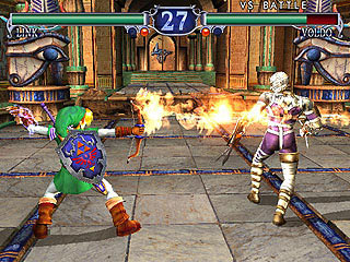 Image result for soulcalibur ii link
